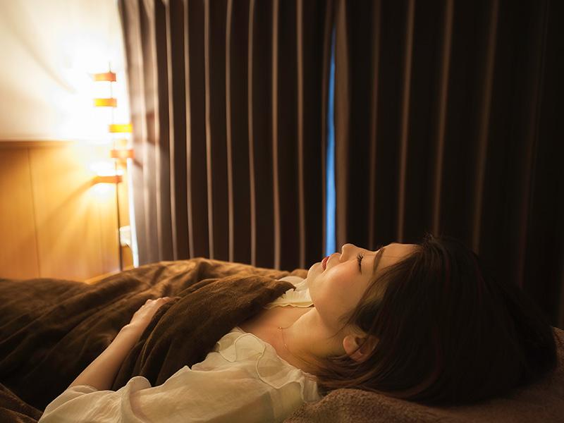 八幡西区の睡眠改善マッサージ専門店switch 施術イメージその3